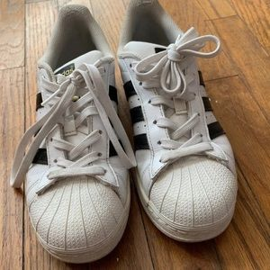 Adidas Superstar Size 4